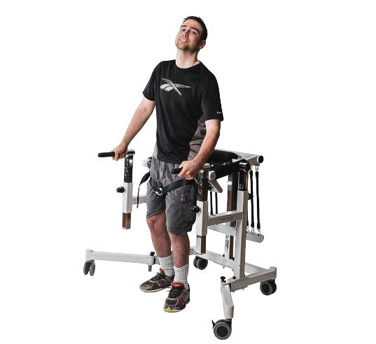 man-training-to-walk