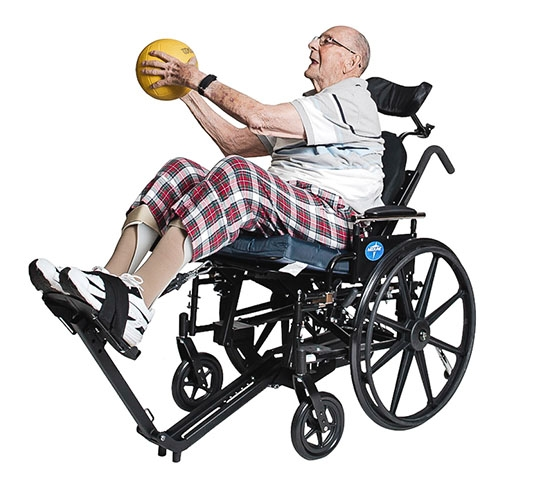 Exercise Wheelchair