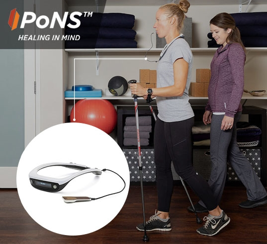 PoNS™ (Portable Neuromodulation Stimulator)